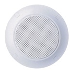 White Plastic Circular Ceiling Grill for 100 mm Driver