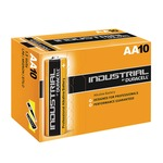 Industrial by Duracell AA Alkaline Battery - pack of 10