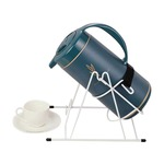 Kettle Tipper with secure strap