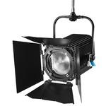 WHITE LED 100w Fresnel-lensed Theatre Light THEATER-100