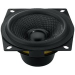 High quality Hi-Fi full range speaker with black kevlar cone and neodymium magnet system with double magnet - 50W MAX, 20W RMS, 8 Ohm