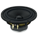 "High quality 13cm (5.5"") Hi-Fi bass-midrange speaker suited in 2-way systems, D'Appolito arrangements and as a midrange system in large column speakers - 100W MAX, 50W RMS, 8 Ohm"