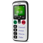 Doro Secure 580 GSM simple mobile phone