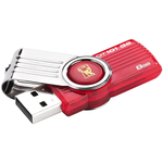 8Gb USB flash drive for storing and transporting data