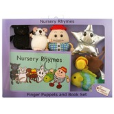 Nursery Rhymes Traditional Story Set Finger Puppets