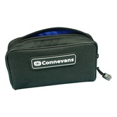 Case for Roger transmitters - black with blue lining