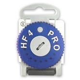 HF4 Left (Blue) Wax Guard Wheel for Siemens Hearing Aids