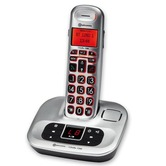 Amplicomms BigTel 1280 Amplified Cordless Phone with answering machine