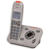 Amplicomms PowerTel 2780 Cordless telephone with answerphone