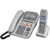 Amplicomms PowerTel 2880 Amplified Telephone with Answering Machine Combo