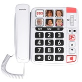 Swissvoice Xtra 1110 Big Button Corded Telephone