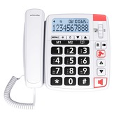 Swissvoice Xtra 1150 Big Button Corded Telephone with display