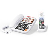 Swissvoice Xtra 3155 Amplified Telephone Combo with answering machine