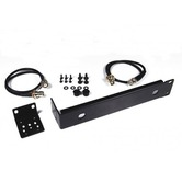 1U, 19inch Rack Mount Kit for S5 Receiver c/w antenna ext cables