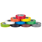Mixed pack of 10 soft Advance PVC electrical insulating tape