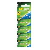 GP Silver Oxide Button Cell 377/SR66 Pack of 5