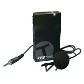 JTS TG-10T transmitter with lapel microphone - ch 38