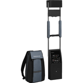 Procession Set Backpack/sandwich board Portable amplifier system