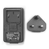 AB Naida CI PowerCel Charger Power Supply & plug adaptors