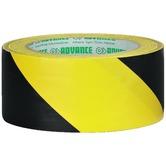PVC Yellow/Black Marking Tape