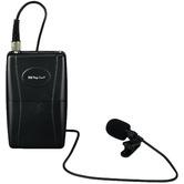 Tie clip microphone & Beltpack transmitter - 863.05 MHz