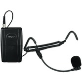 Headband Microphone and Beltpack Transmitter - 863.05MHz