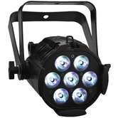 PARL-20DMX DMX 7 x 8W LED PAR RGBW Light Effect Unit