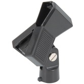 Microphone Holder Clip - 30mm max body diameter