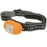 Rechargeable 1W LED headlight