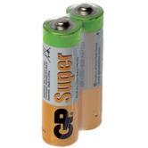 AA GP Alkaline batteries 40 bulk pack