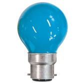 Blue 15W BC / B22D Carnival Festoon Lamp