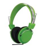 SoundLAB Fashion Colours Green Stereo Headphones