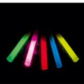 Pink glow stick 150mm - single with qty discounts available