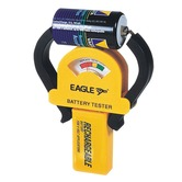 Eagle Compact Battery Tester for most dry cell batteries