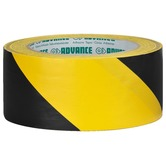 Advance Quality PVC Yellow/Black Marking Tape