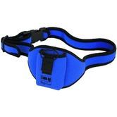 Blue radio mic beltpack belt bag - ideal for active users TXS-10BELT
