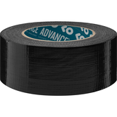 50mm x 50m Advance black Gaffer Tape