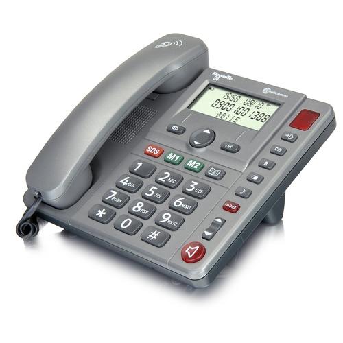 Amplicomms PowerTel 96 Big Button Amplified Telephone