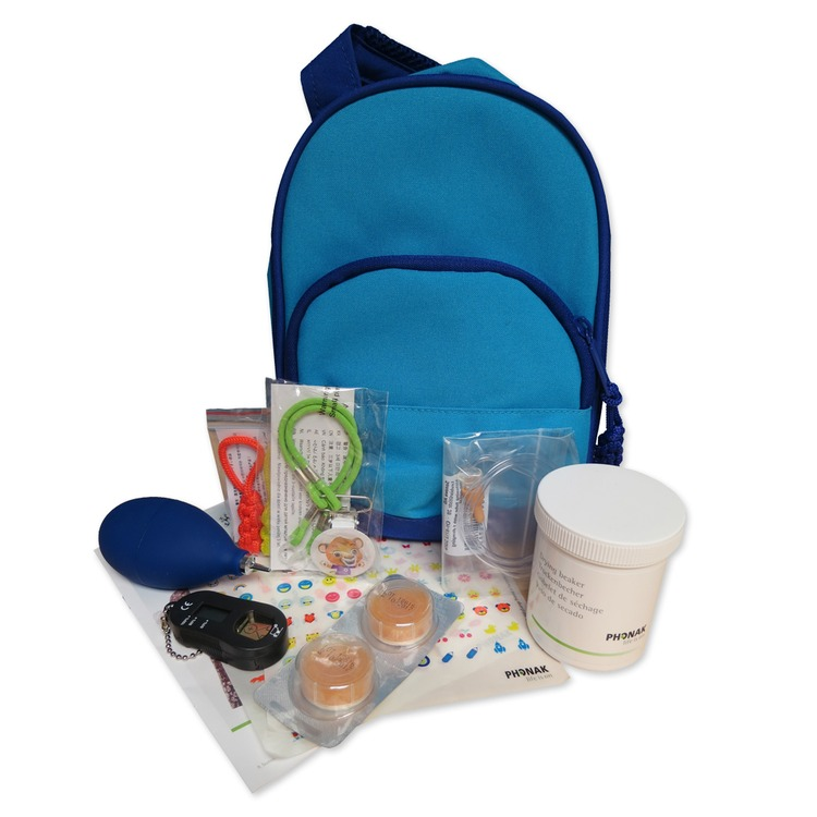 Phonak Junior Paediatric Hearing Aid Care Kit Connevans