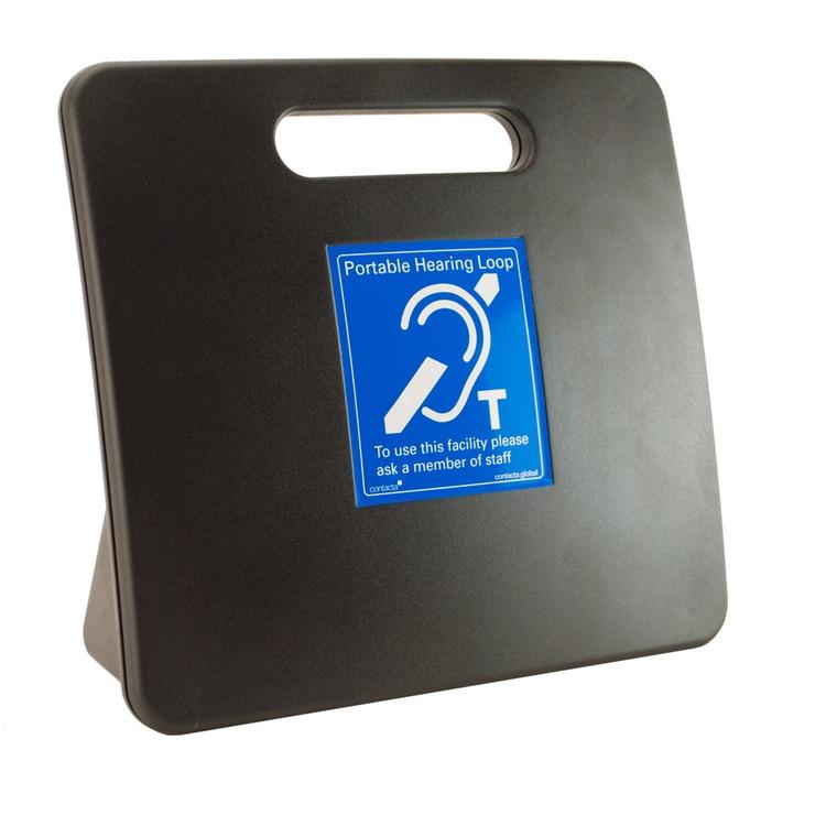 Il Pl20 Portable Induction Desk Loop System Connevans