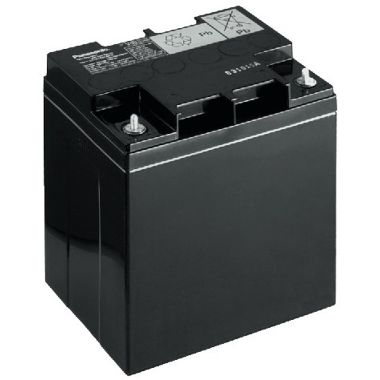 panasonic npa 12 24 12v 24ah lead acid battery connevans. Black Bedroom Furniture Sets. Home Design Ideas