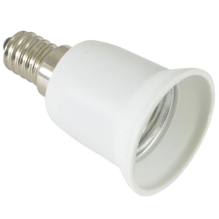 lamp socket converter e14 to e27 connevans. Black Bedroom Furniture Sets. Home Design Ideas
