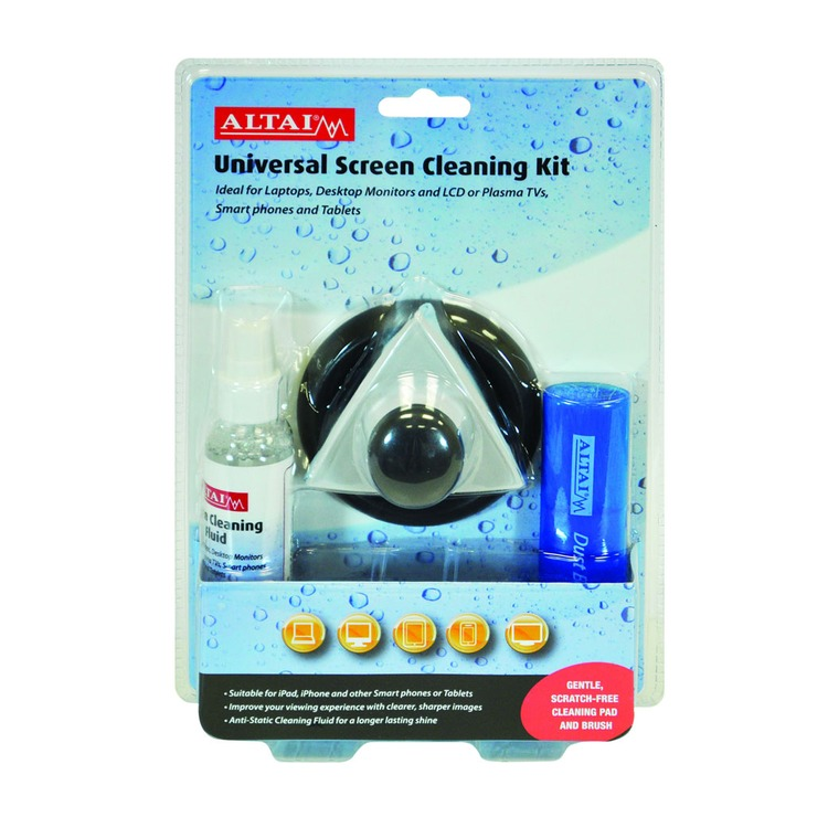 Electronic Cleaning Kits : Universal screen cleaning kit connevans electronics