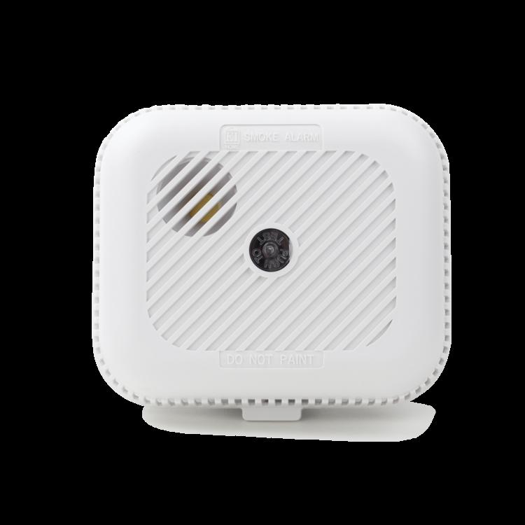 Aico Ei105C - Optical Smoke Alarm Head powered from deaf alarm ...