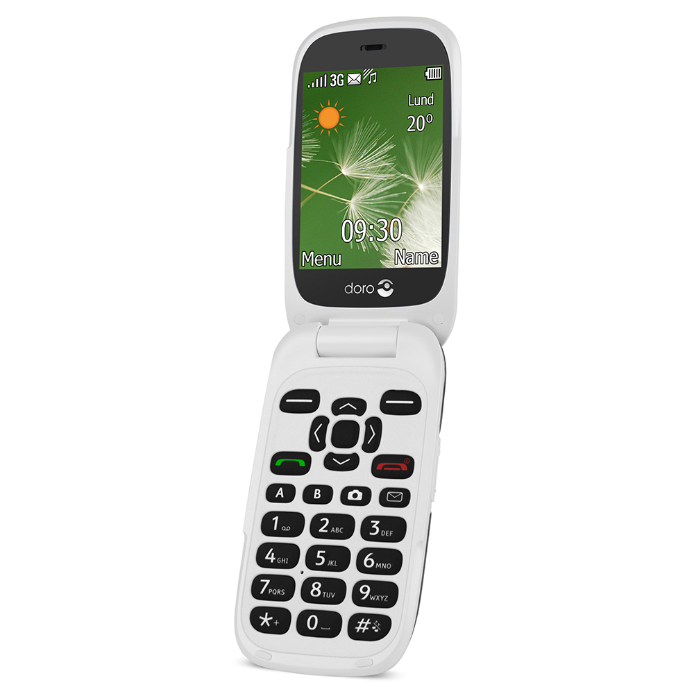 Mobile Phones - easy to use & see with large buttons | Connevans