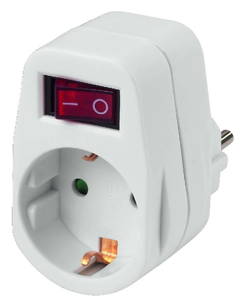 Fantastic Electric Plug With Switch Contemporary - The Best ...