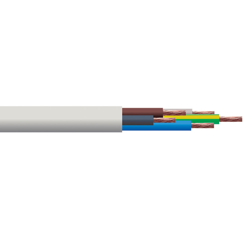 6 Amp mains cable | Connevans